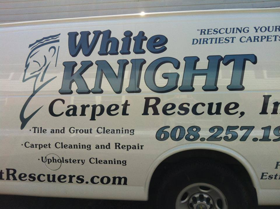 White Knight Carpet Rescue Inc Professional Carpet
