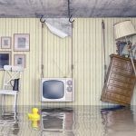 water damage waukesha, water damage cleanup waukesha